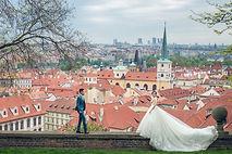 布拉格 海外婚紗