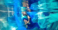 水中婚紗 (7)