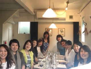 新緑のワインアロマカフェを開催しました!