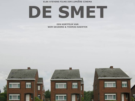 The short film De Smet will be screening at several festivals all round the world!