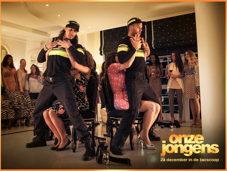 The film Onze Jongens (Boys will be boys) premiere  december 19 th at Tuschinski!!