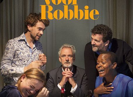 'We zijn hier voor Robbie' by Het Nationale Theater is on tour along the large Dutch theaters