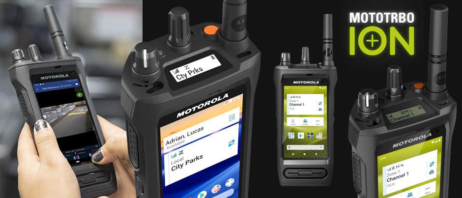 Motorola Solutions, presenta su nuevo Radio Digital Móvil Inteligente de DMR, Wi-Fi y LTE.