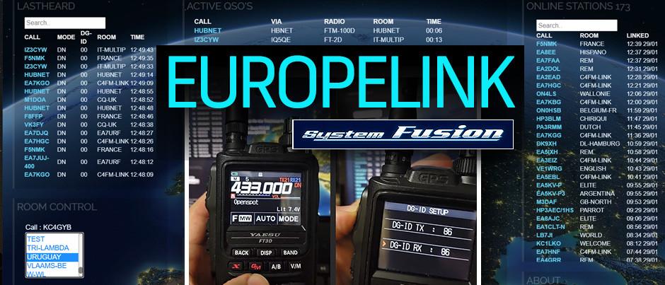 ¿Que es EuropeLink, con tecnología FUSION II?