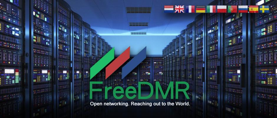 Nueva - Red Digital de DMR, llamada FreeDMR