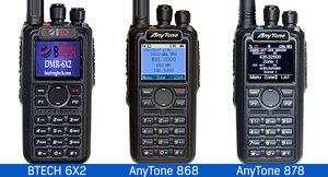 Similitudes entre el Alinco DJ-MD5 y el AnyTone 878 y sus parientes ?