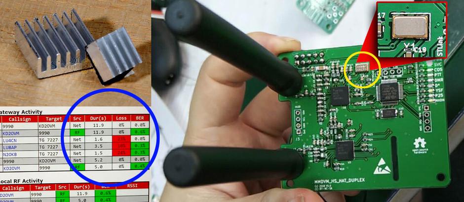 Se te corta la TX y RX de tu Hotspot, aquí una sencilla solución a este problema - por Axel-KD2OVM