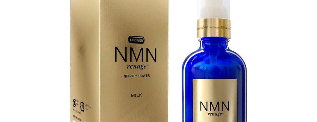 NMN renage® Milk 100mL (乳液)