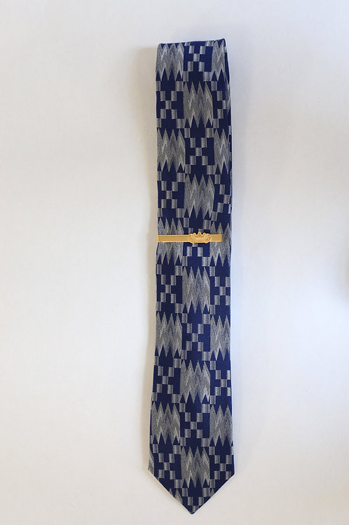 THE TRANQUILITY TIE w/ Tie Clip