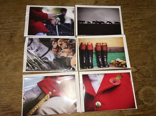 Hurworth Hunt Cards