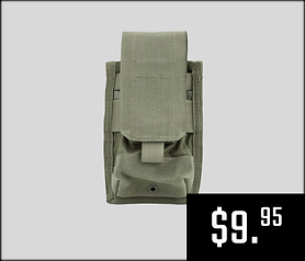 blackhawk strike m4 m16 single mag pouch