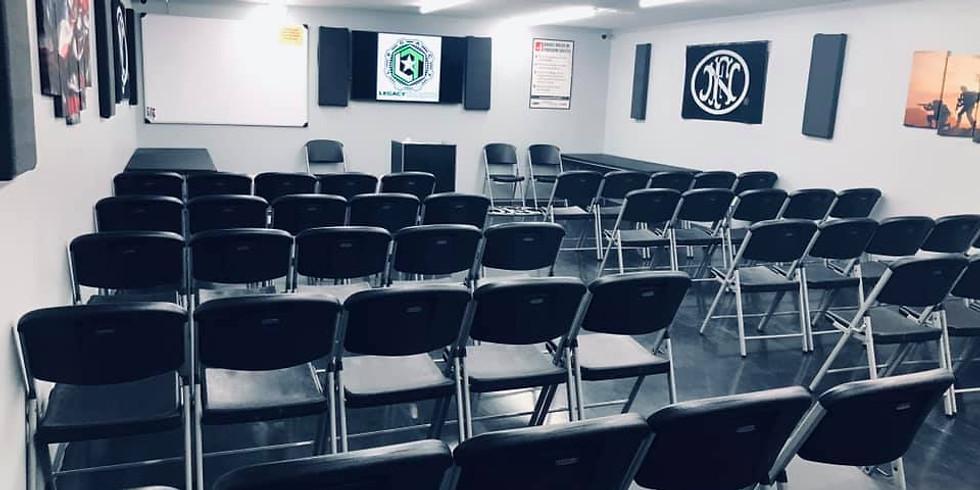 Church Active Shooter Educational Clinic