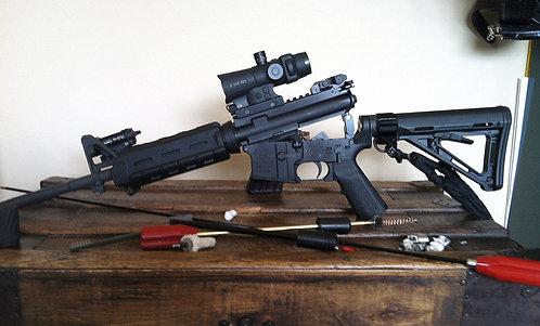 Basic Firearm Cleaning - Long Gun