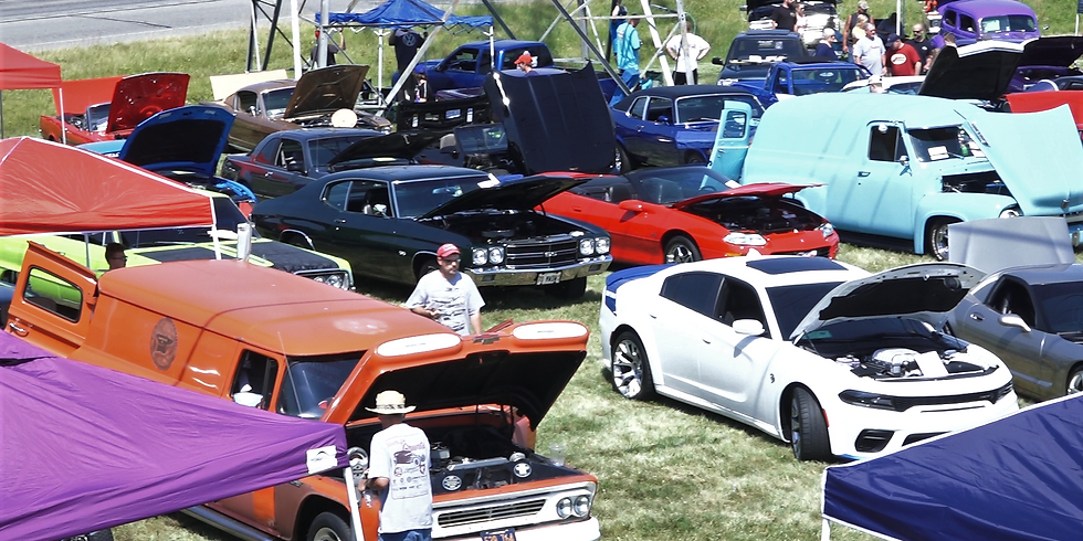 Vendor Sign Up (Not Cars) - Gears For Grunts Car Show