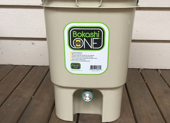 Bokashi One Home Composting Bucket