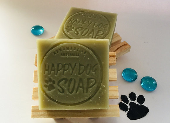 Corrynne's Natural Soap - Happy Dog Soap