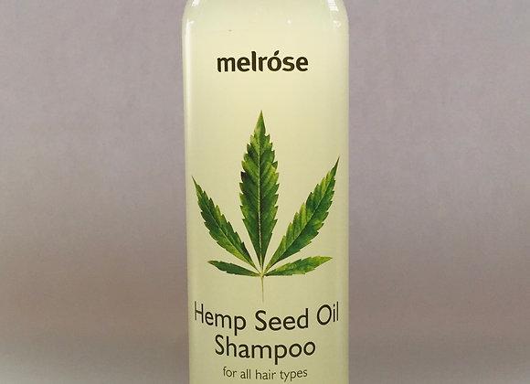 Hemp Seed Oil Shampoo (Melrose) - 300ml