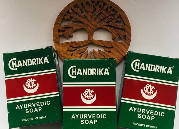 Chandrika Ayurvedic Soap - 75g