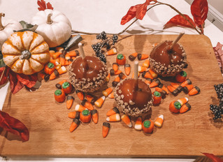 CARAMEL PROTEIN APPLES
