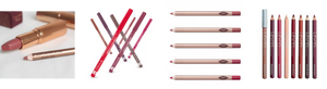 Lip Liners High Street & High End