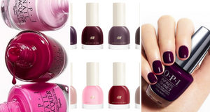 Nail Polish High Street & High End