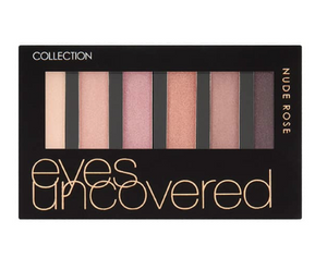 Collection Makeup Eyes Uncovered Palette in Nude Rose