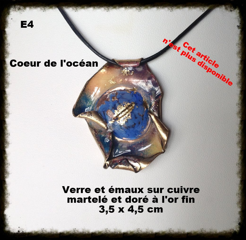 "Collection ""LA MAGIE D'EMAUX"