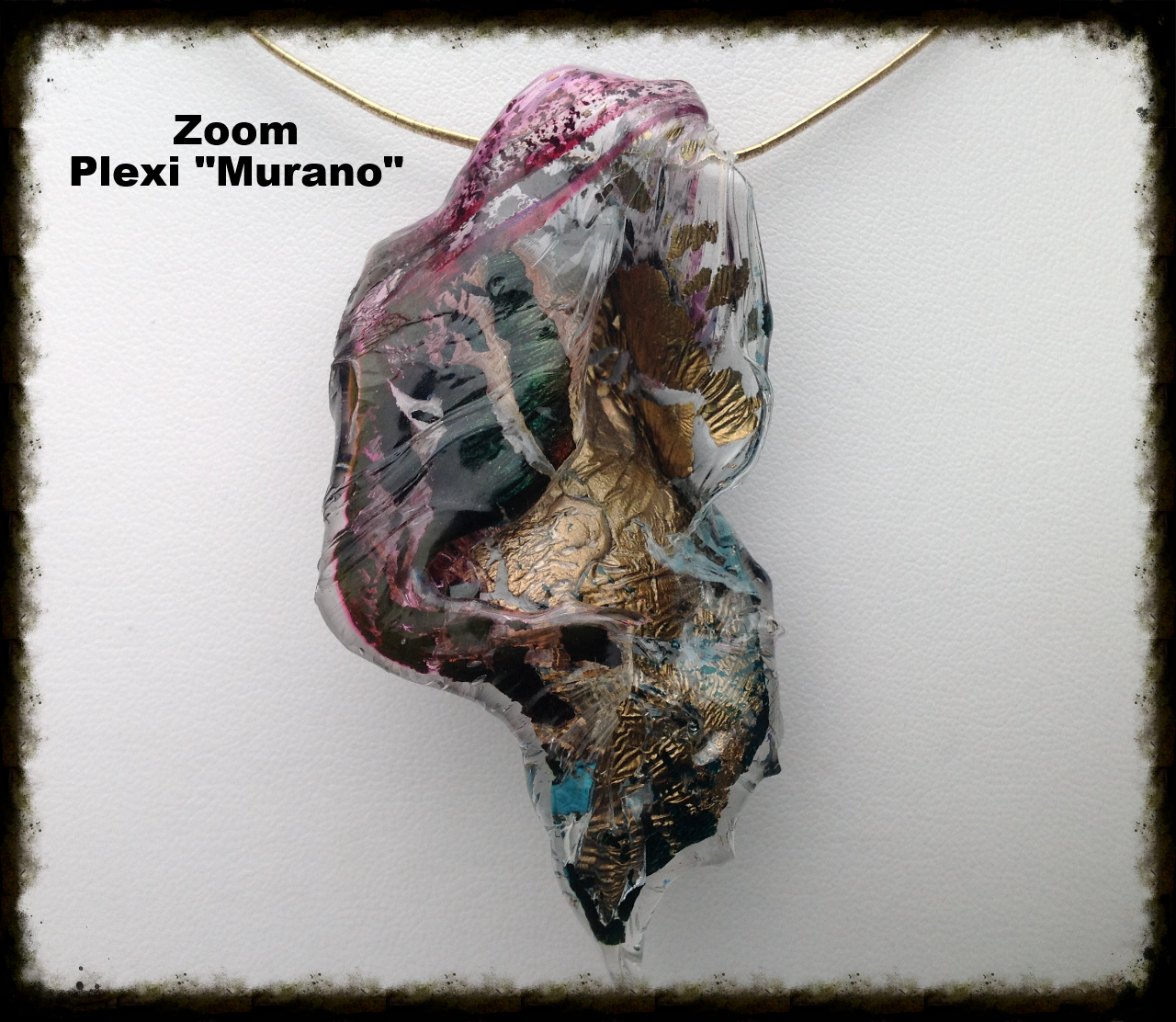 """Zoom Plexi """"Murano"""""""
