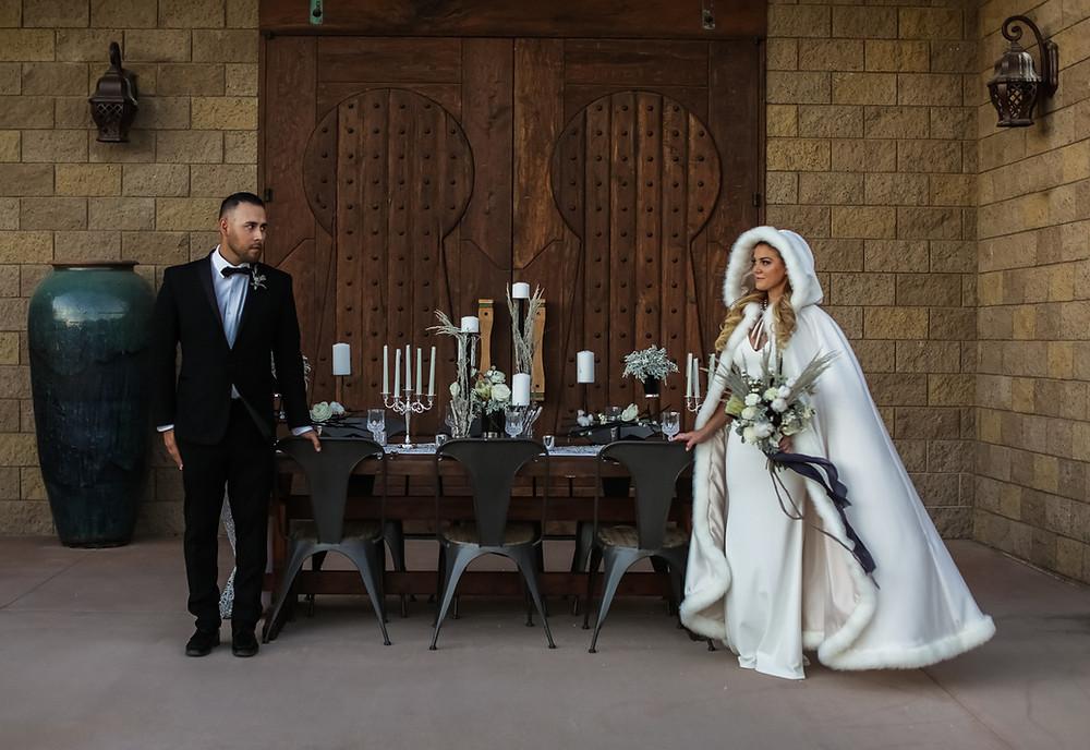 Photo: Allie Marion Design & Coordination: Peachy Keen Weddings & Event Design
