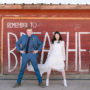 Sabrina & Nathan - Rimrock Ranch