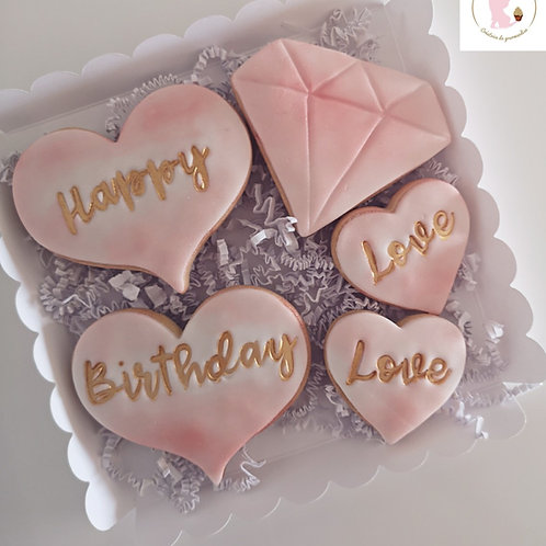 Box Happy Birthday