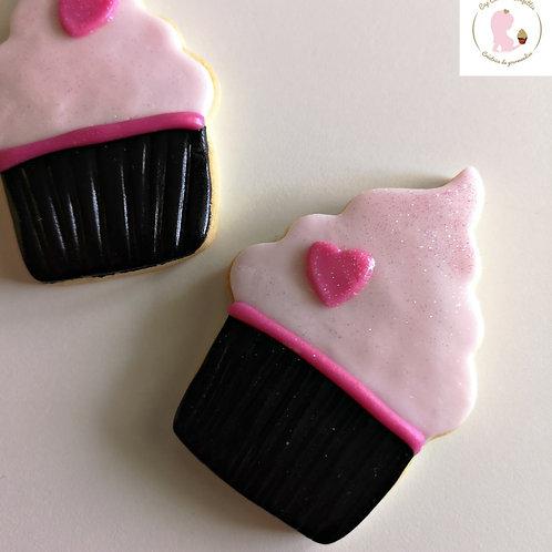 Sablé Cupcake