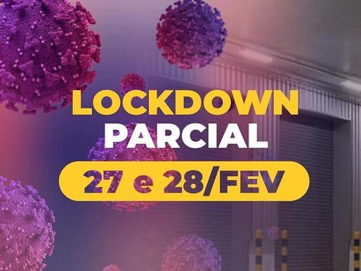 Piripiri aplicará lockdown parcial neste sábado e domingo