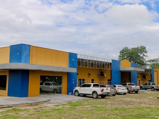 Governo do Estado cede prédio do polo de confecções para uso emergencial de Centro Covid de Piripiri