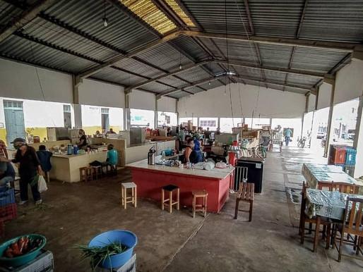 Prefeitura baixa preços dos aluguéis no mercado central em apoio aos permissionários