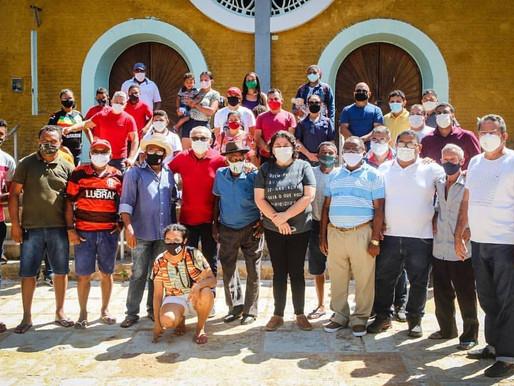 Gabinete Itinerante faz visitas e entrega obras na Zona Rural de Piripiri