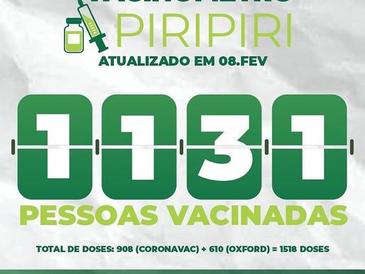 VACINÔMETRO | 08.FEV