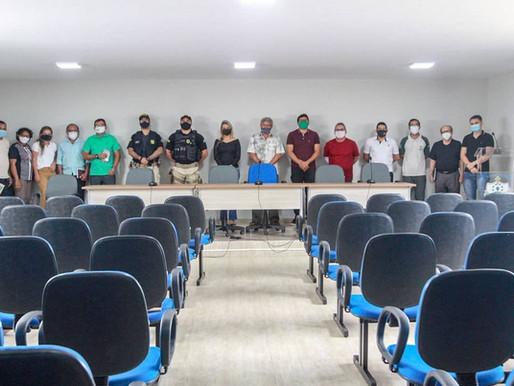 Conselho do Meio Ambiente de Piripiri realiza reunião para traçar metas