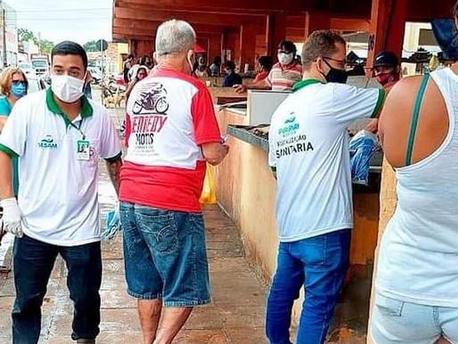 Vigilância Sanitária de Piripiri em ação