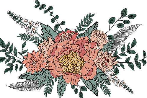 Luxe Market Bouquet