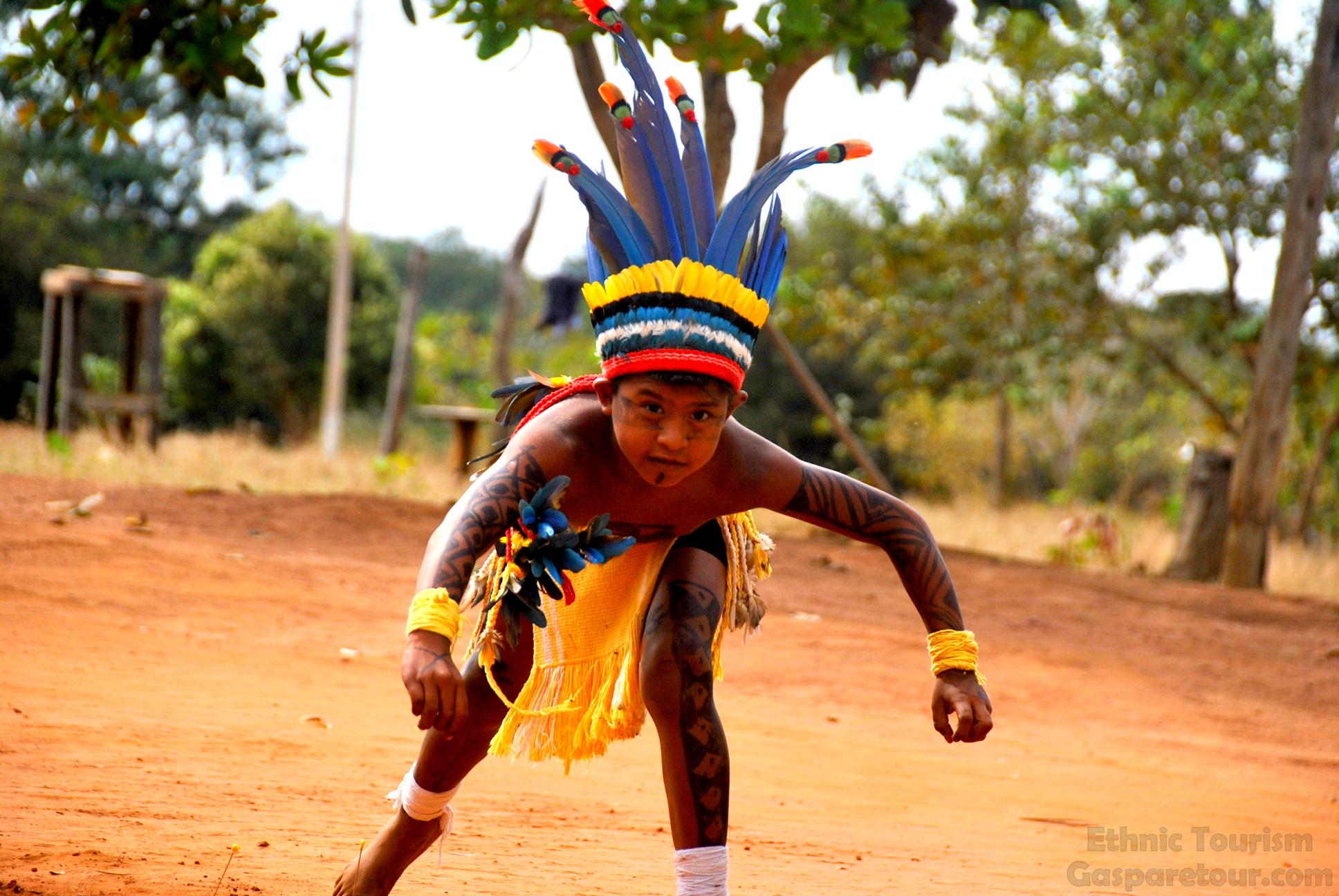 Amazon ethnic tours