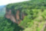 Morro dos Ventos Cliff Chapada os Guimar