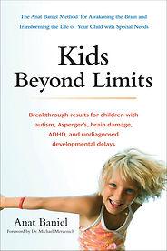 Kids Beyond Limits, Anat Baniel