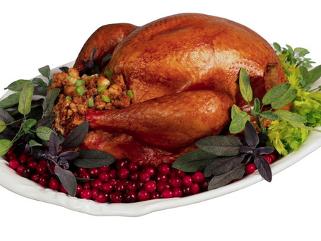 Top 10 Favorite Thanksgiving Dishes