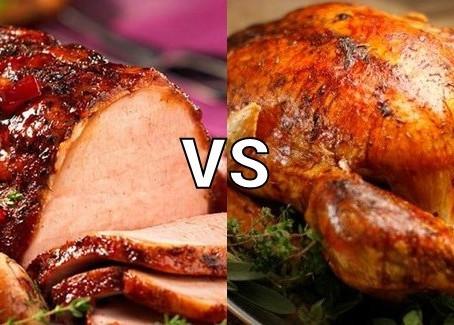 Turkey vs. Ham: The Great Thanksgiving Meat Debate