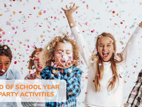 Fun End of School Year Activities [End of Year Party Games]