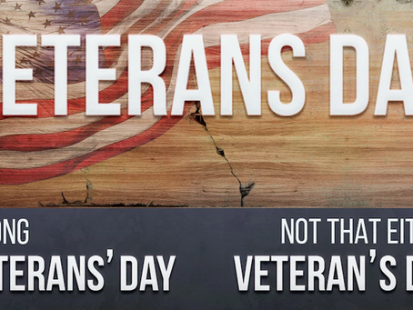 5 Facts to Know About Veterans Day
