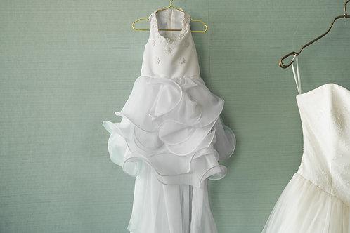 Wedding Dress Frill