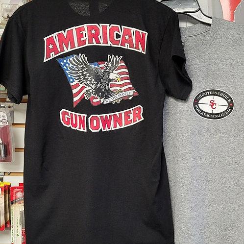 American Gun Owner T-Shirt