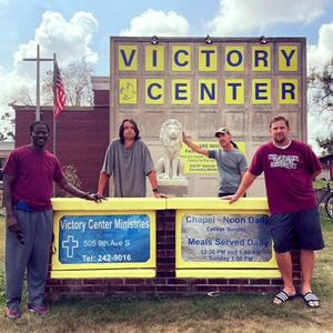 Victory Center Men's Shelter